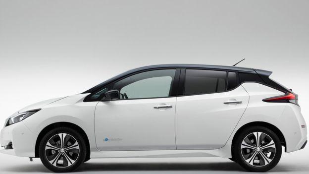 Nissan launches longer-range electric car - Tanzania News