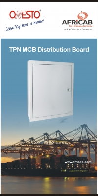 TPN MCCB Distribution Board