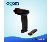 Handheld Wireless Laser Barcode Scanner (OCBS-W600)