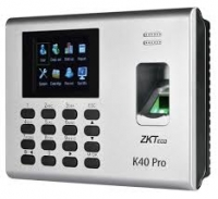 BIOMETRIC TIME AND ATTENDANCE ZKTECO K40
